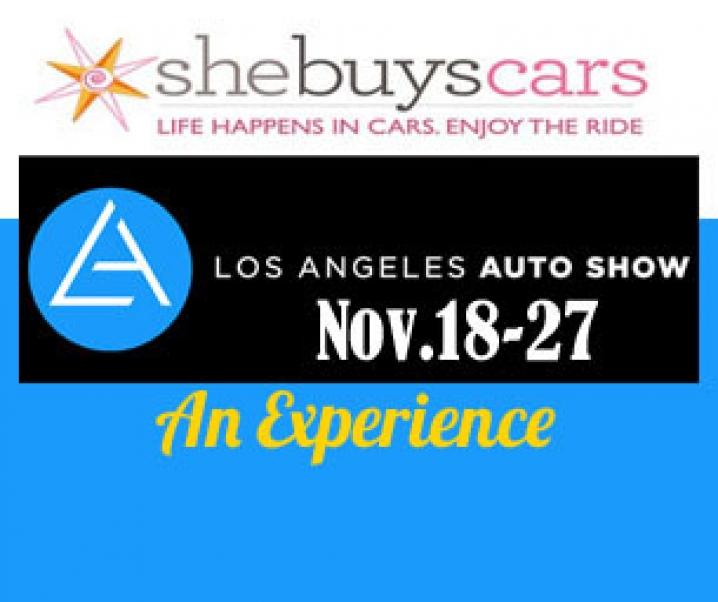 Experience The 2016 LA Auto Show at the LA Convention Center