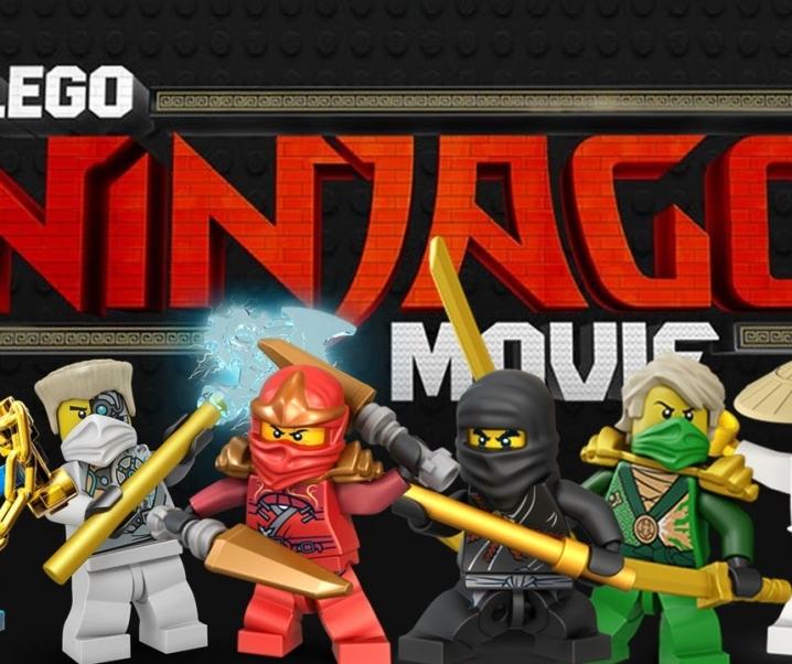 The New LEGO Ninjago MOVIE in Theaters!