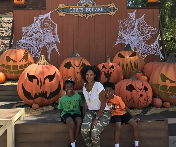 Knott's Spooky Farm Halloween Fun For Kids