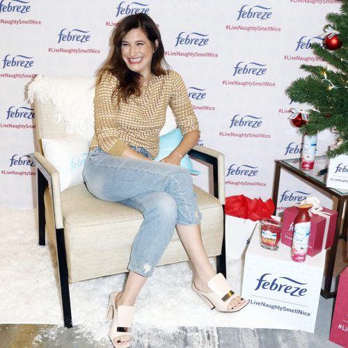 Kathryn Hahn, Febreze Embrace the Imperfect Side of the Holidays