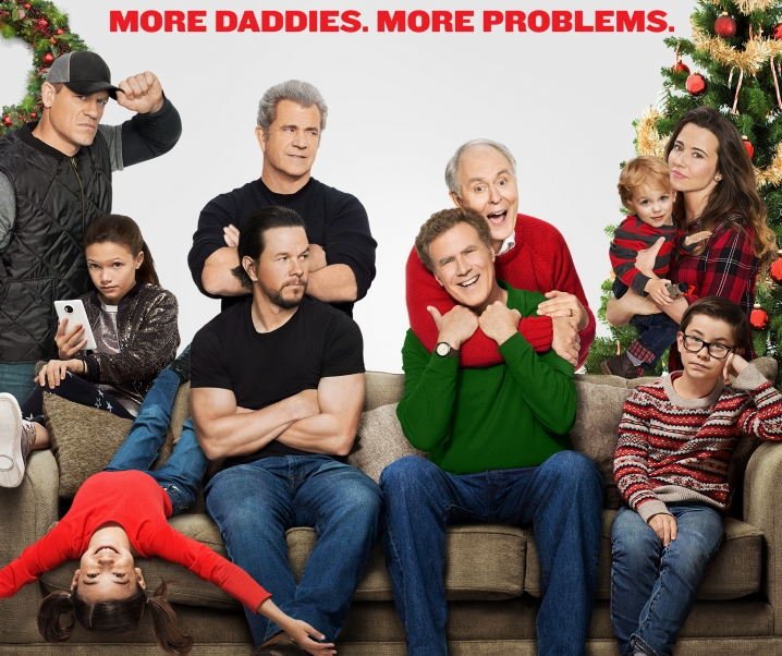 Daddy's Home 2 Laughs into Theaters November 10