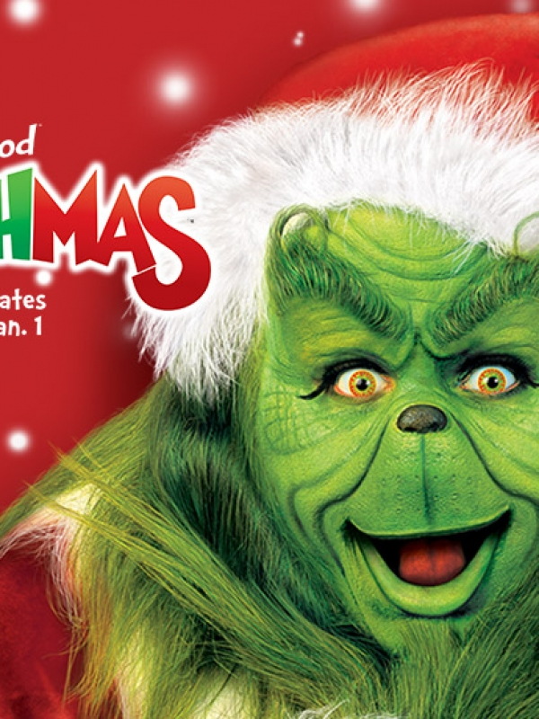 Celebrate Christmas with Grinchmas at Universal Studios HOLLYWOOD