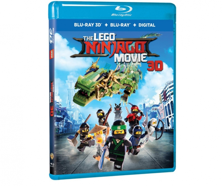 Lego Ninjago On DVD December 19, The Perfect Holiday Movie