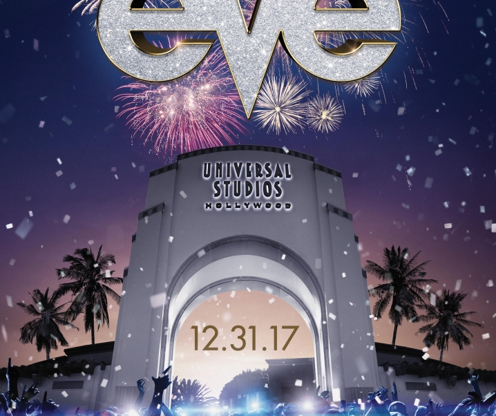 EVE is Universal Studios Hollywood's First-Ever New Year's Eve In-Park Celebration