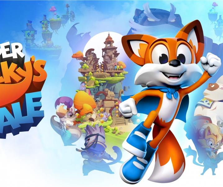 Super Lucky's Tale and Why Mom and Dad Should Game Too
