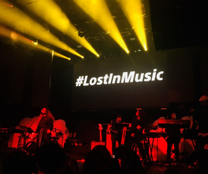 Los Angeles Got Lost In Music with Sony!