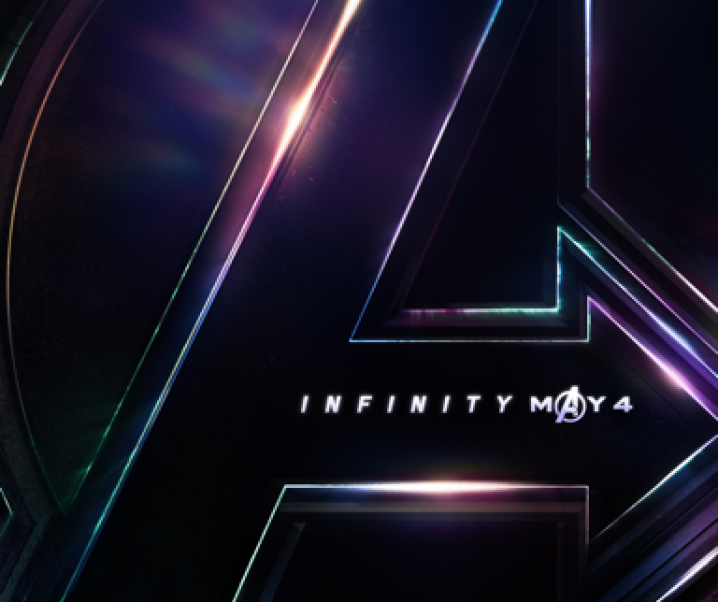 Marvel Studios' AVENGERS: INFINITY WAR May 4