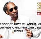 SNOOP DOGG TO HOST SIXTH ANNUAL GLOBAL SPIN AWARDS,  AIRING FEBRUARY 22ND ON REVOLT