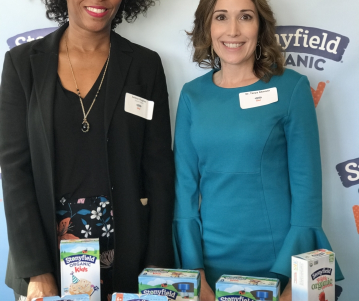 Stoneyfield and Dr. Tanya Altmann Talk YoBaby and Nutrition