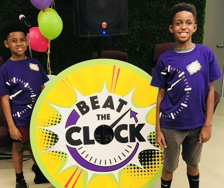 Watch Universal Kid's New Show Beat The Clock as a Family