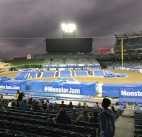 Monster Jam and HLH Bros Roaring Fun at Anaheim's Angel Stadium