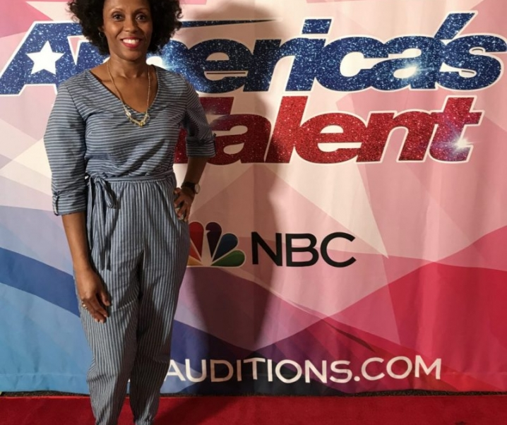 America's Got Talent Auditioned Contestants in L.A.
