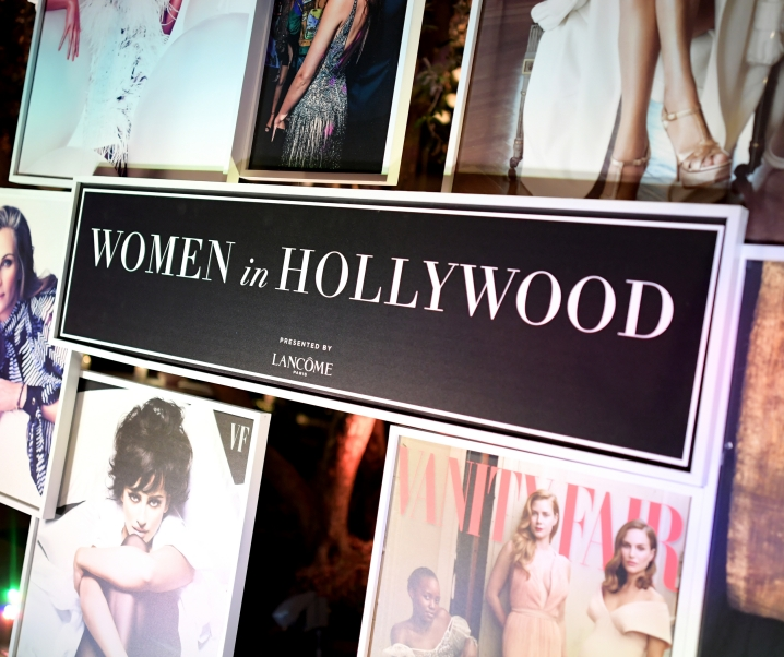 VANITY FAIR AND LANCÔME PARIS TOAST WOMEN IN HOLLYWOOD  HOSTED BY RADHIKA JONES AND AVA DuVERNAY