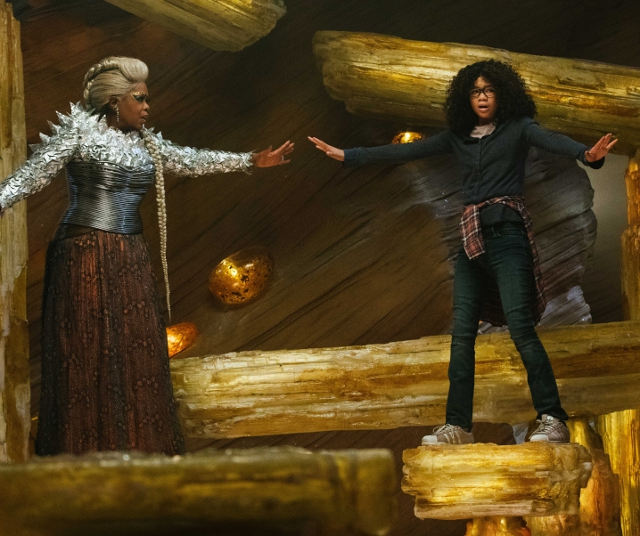 DISNEY'S A WRINKLE IN TIME, Reshaping Reality. Theaters March 9