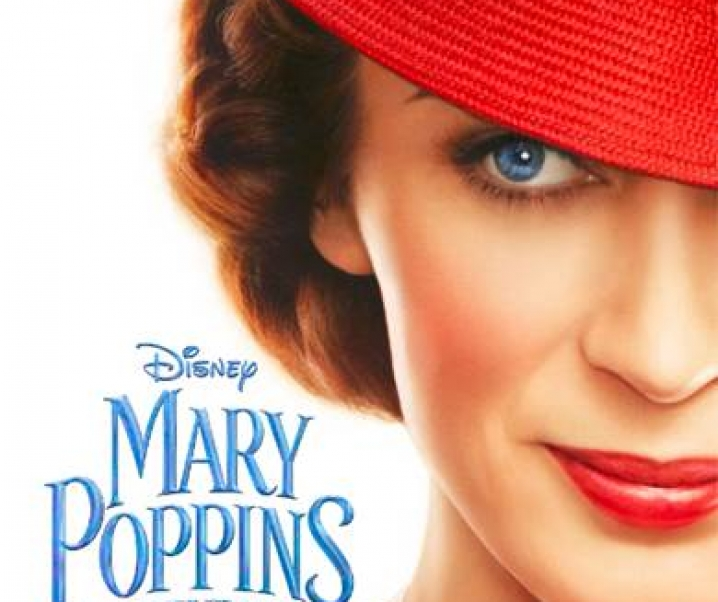 Mary Poppins Returns, in time for the holidays