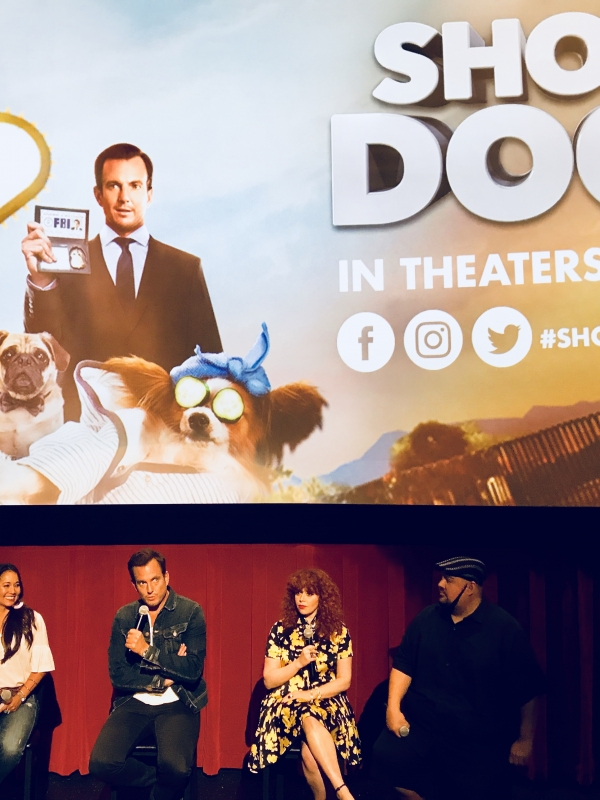 Kids Ask the Questions at Show Dogs with Will Arnett