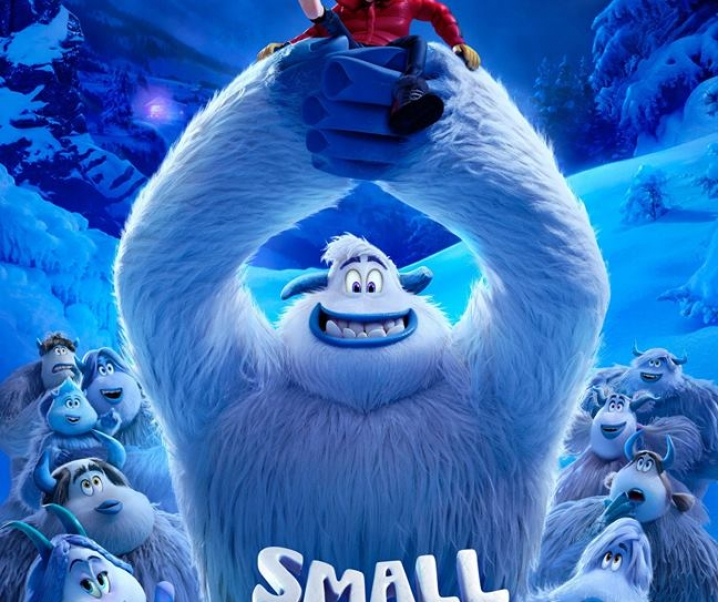 This September Go On An Adventure With Small Foot!