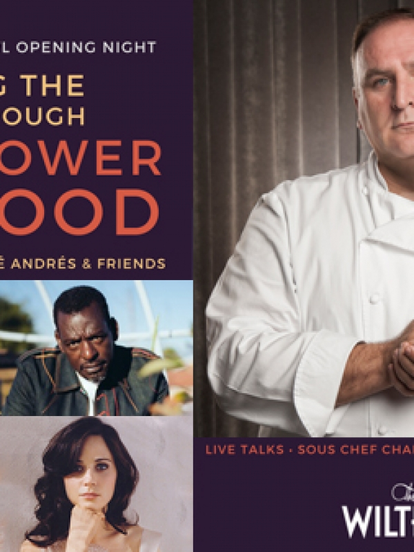 The Los Angeles Times Food Bowl, The Power of Food with Jose Andres, Nyesha Arrington and More