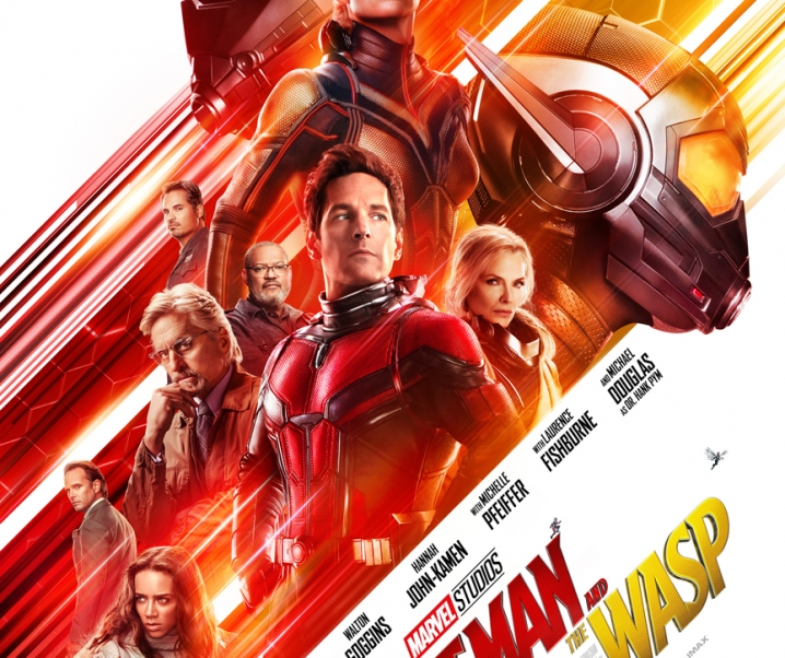 MARVEL'S ANT-MAN AND THE WASP FLIES INTO THEATERS JULY 6!