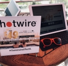 HOT WIRE CELEBRATES 4TH OF JULY W/ Hotwire Effect XL Sale $49, 8 CITIES**soldout**