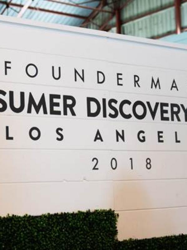 ICYMI: FounderMade Consumer Discovery Show 2018 SANTA MONICA