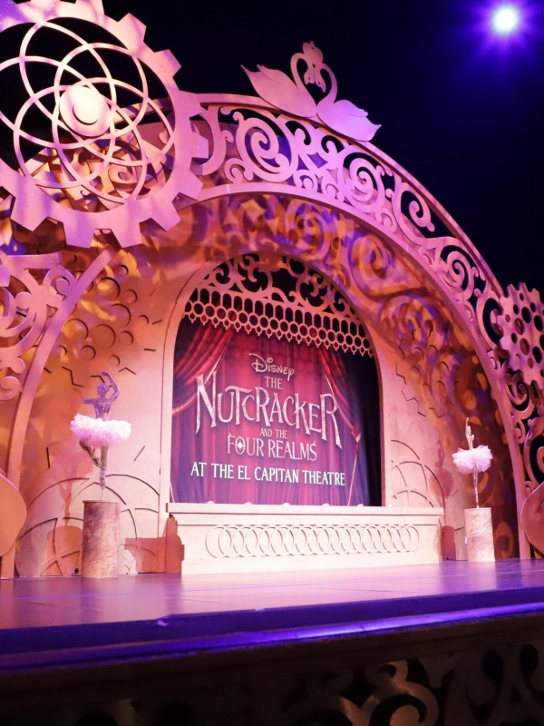 Disney's The Nutcracker and Four Realms share the stage with  Debbie Allen's Dance Academy