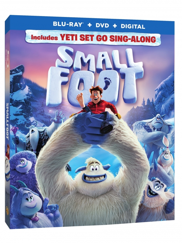 Smallfoot For Your Family Holiday Movie — December 4 Digital, December 11  Blu-Ray
