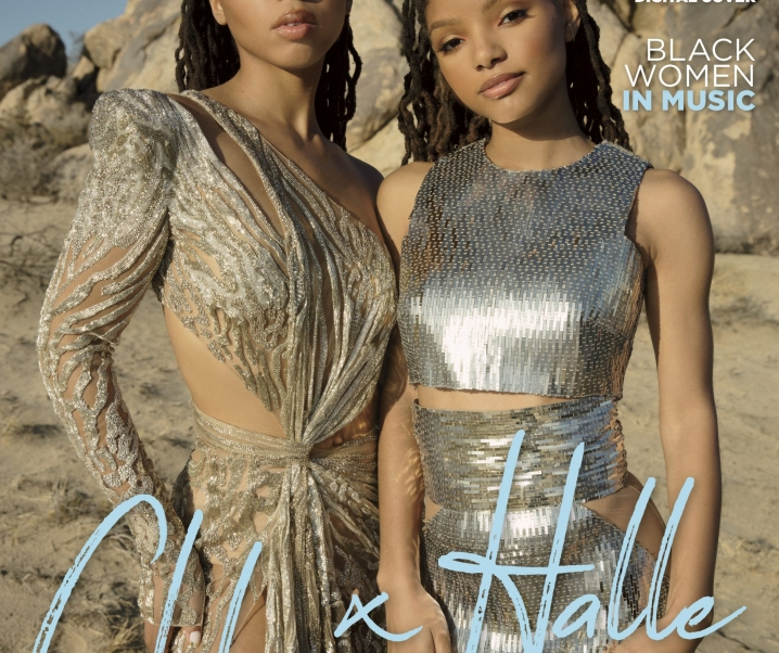 ESSENCE launches its  first ever digital cover featuring Chloe X Halle