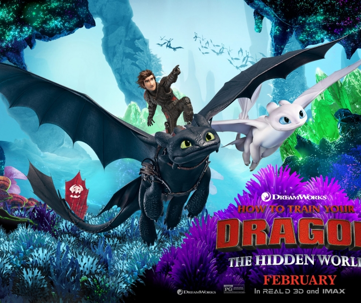 Farwell to DreamWorks' How To Train Your Dragon: The Hidden World