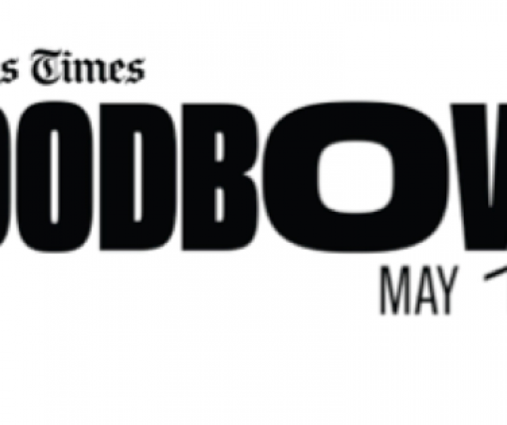 LOS ANGELES TIMES' THIRD ANNUAL FOOD BOWL RETURNS IN MAY