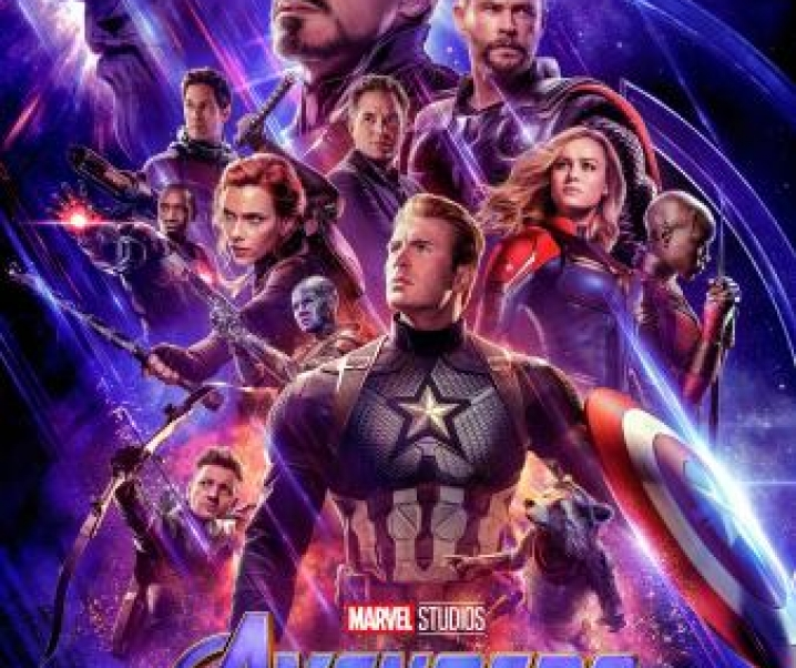 Marvel Studios Avengers Endgame :Theaters April 26, 2019
