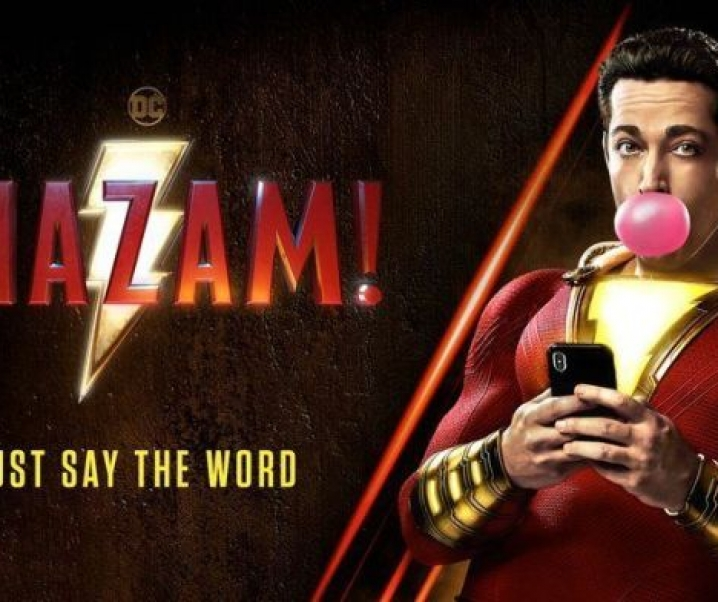 SHAZAM!  A Parent Perspective, Bolts into Theaters April 5! Rated PG-13