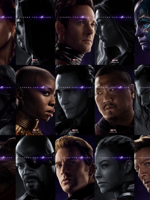 It Finally Happened!: Avengers Endgame, Now in Theaters