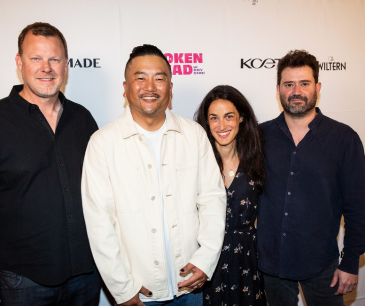 Chef Roy Choi Celebrates Free World Premiere Screening of KCET and Tastemade's New Series BROKEN BREAD at the Wiltern, Los Angeles