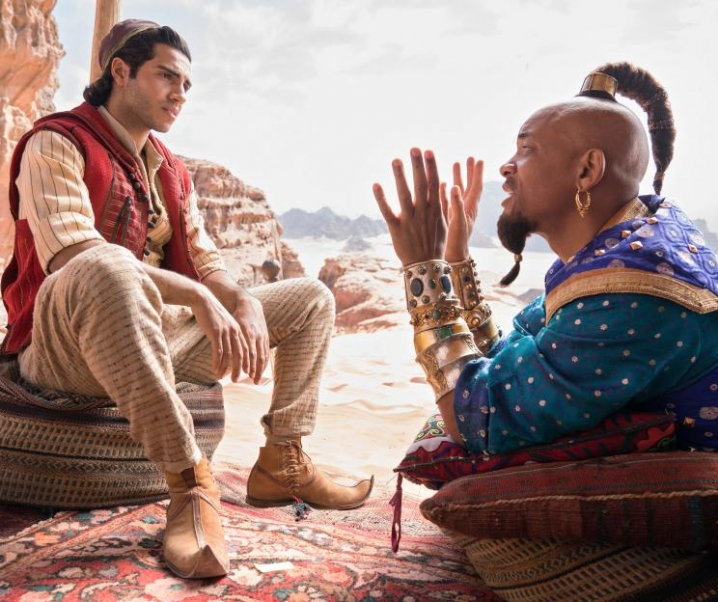 Aladdin Story continues with Will Smith