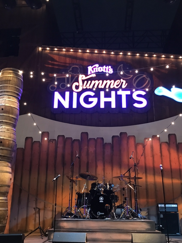 Visit Buena Park for the All New Summer Knights @ Knott's Berry Farm