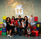 "Universal Studios Hollywood Team Member Volunteers Bring Heartfelt Holiday Cheer at 28th Annual ""Christmas in Spring"" Philanthropic Event at MEND in Pacoima"
