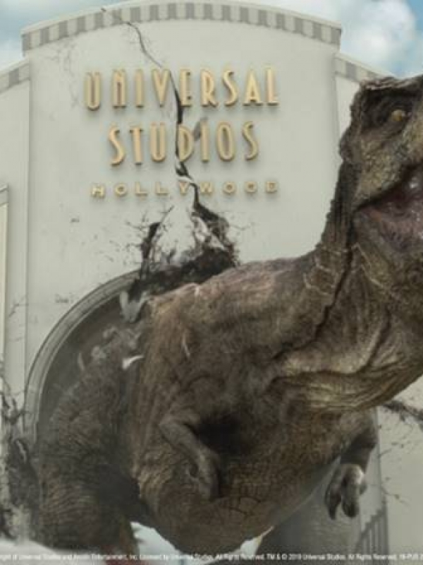 Jurassic World—The Ride–Summer 2019