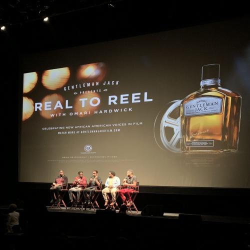 Gentleman Jack's Reel to Real with Filmmaker Robert Townsend