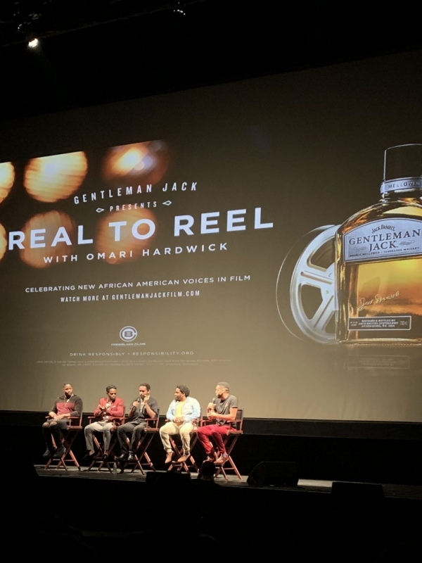 Gentleman Jack's Reel to Real with Filmmaker Robert Townsend
