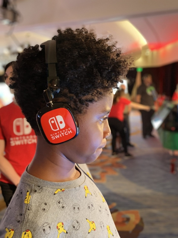 Nintendo Family Fun at San Diego Comic-Con; Holiday Preview