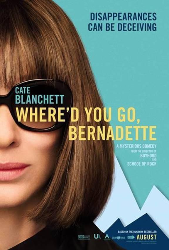 Cate Blanchette - Bernadette