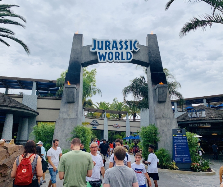 Universal Studios Jurassic World, Roars, and is Now  Open!