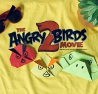 Celebrate the Angry Birds Movie 2 with Origami