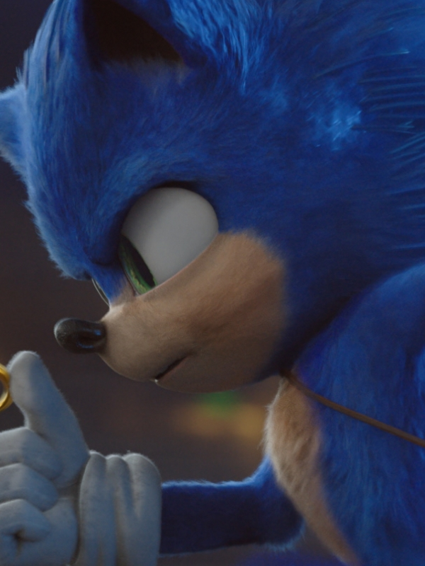 SONIC The Hedgehog Speeds Into Our Hearts on Valentines Day!