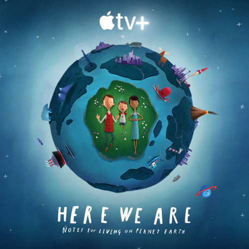 Celebrate Earth Day,  Upcycle a Planter and Watch Here We Are on Apple TV