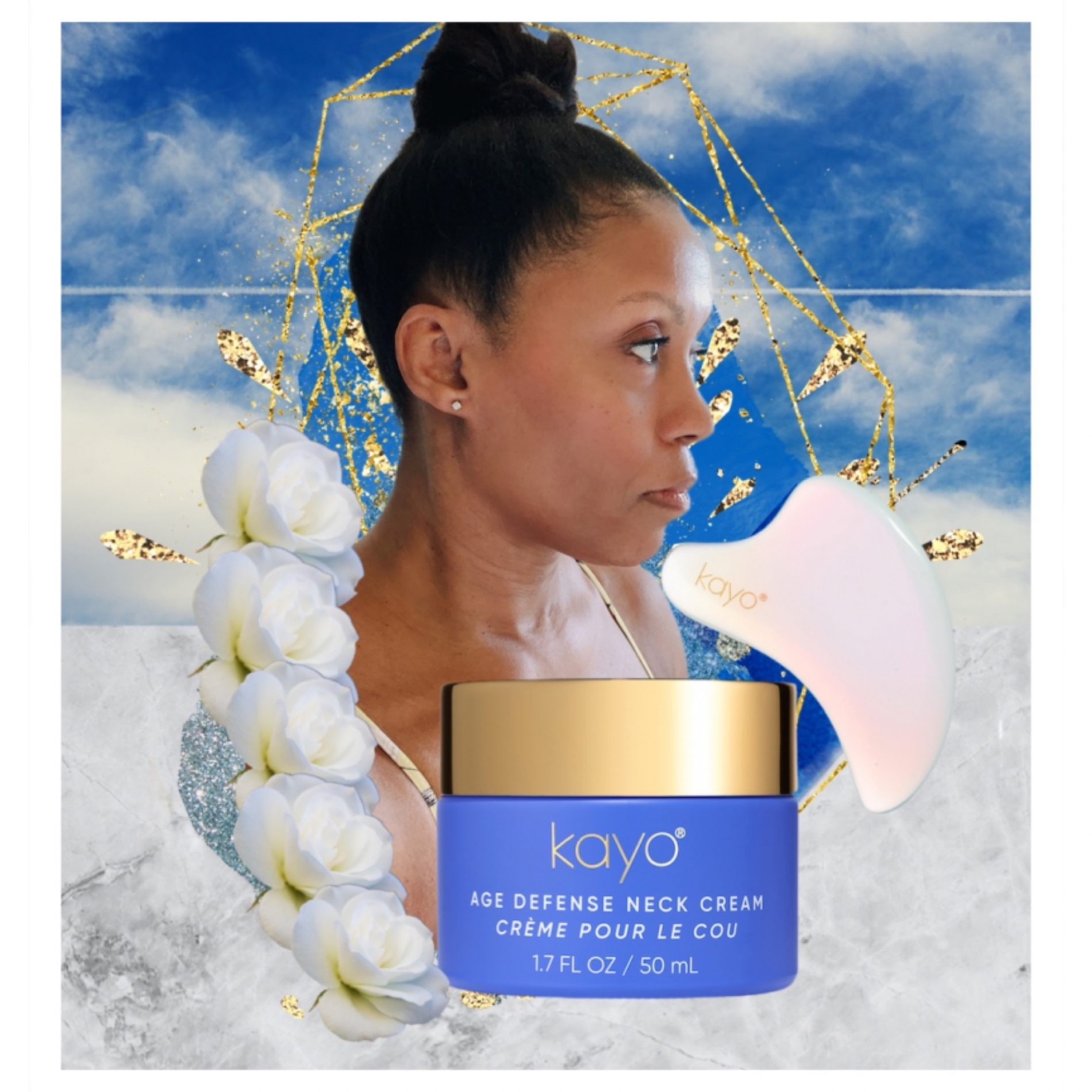 Kayo Neck Cream; kayo body care reviews